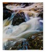 River Dance Fleece Blanket
