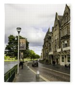 River Ness Fleece Blanket