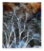 River Oak Dream Fleece Blanket