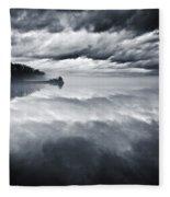 River Of Dreams Fleece Blanket