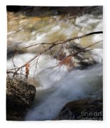 River Rapids Fleece Blanket