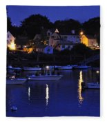 River Reflections Rirep Fleece Blanket
