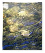 River Ripples Fleece Blanket