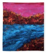 River Run Fleece Blanket