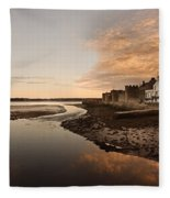 River Seiont Fleece Blanket