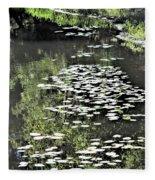 River Shallows Fleece Blanket