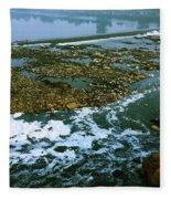 River Subernarekha Fleece Blanket
