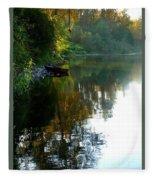 River View Fleece Blanket