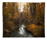 River Views Fleece Blanket