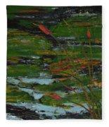 Rivers Edge Fleece Blanket