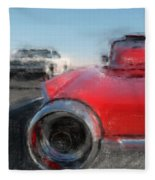 Road Trip Fleece Blanket