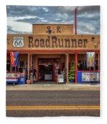 Roadrunner Fleece Blanket