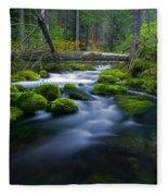 Roaring River Fleece Blanket