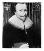 Robert Fludd, Physician, Astrologer Fleece Blanket