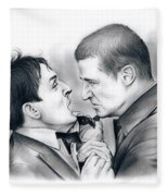 Robin Lord Taylor Fleece Blanket