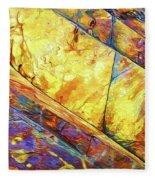 Rock Art 23 Fleece Blanket