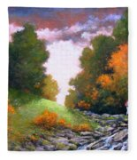 Rock Creek Fleece Blanket