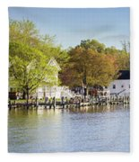Rock Creek - Pano Fleece Blanket