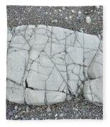 Rock Dog Fleece Blanket
