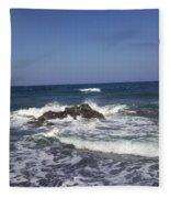 Rock Fleece Blanket