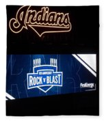 Rock N Blast 10th Anniversary Fleece Blanket