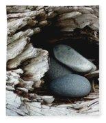 Rock Nest Fleece Blanket