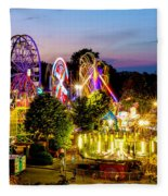 Rockford Carnival Fleece Blanket