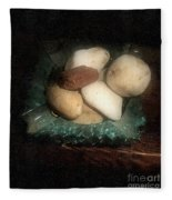Rocks And Dust Fleece Blanket