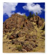 Rocky Butte Fleece Blanket