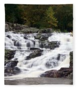 Rocky Falls Fleece Blanket