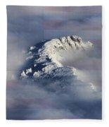 Rocky Mountain High - America The Beautiful Fleece Blanket