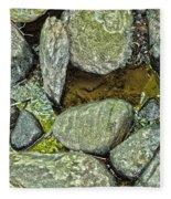 Rocky Nature Fleece Blanket