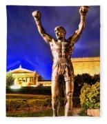Rocky Fleece Blanket