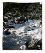 Rocky Rapids Fleece Blanket