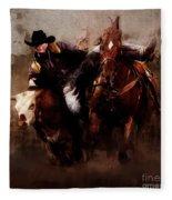 Rodeo Fleece Blanket
