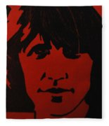 Roger Waters Fleece Blanket