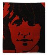 Roger Waters Fleece Blanket
