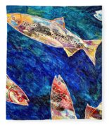 Rogue Wave Fleece Blanket