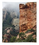 Rollings Mists Fleece Blanket