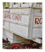 Roman Chewing Candy - Surreal Fleece Blanket