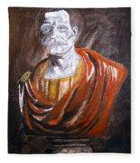 Roman Emperor Fleece Blanket