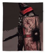 Roman Empire - Legionary Fleece Blanket