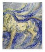 Roman Fleece Blanket