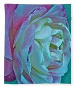 Romancing The Restless Fleece Blanket
