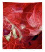 Romantic Love Fleece Blanket