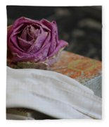 Romantic Memories Fleece Blanket