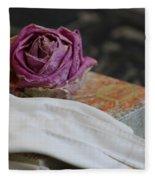Romantic Memories Fleece Blanket
