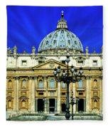 Rome 33 Fleece Blanket