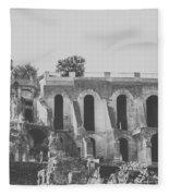 Rome Views Fleece Blanket
