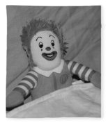 Ronald Mcdonald Fleece Blanket